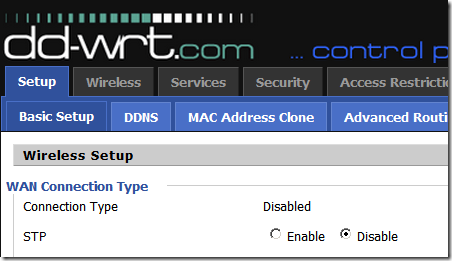 dd-wrt_wan_connection